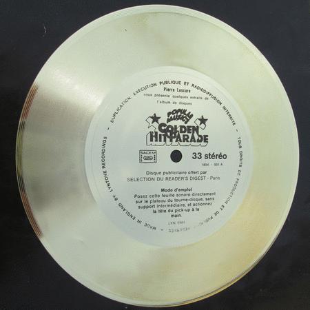 Achat : Pierre lescure popular music golden hit parade  (Vinyles (musique)) - Vinyles (musique) neuf et d'occasion - Achat et vente