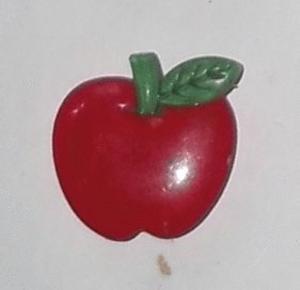 Magnet pomme