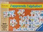 Jeu J'apprends L'alphabet (Jeux Lecture, Ecriture) - Jeux Lecture, Ecriture neuf et d'occasion - Achat et vente