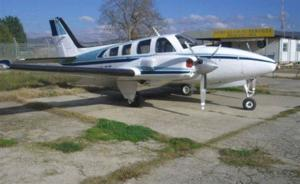 Twin engine  constructor beechcraft