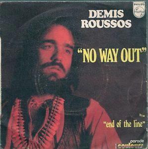 Demis roussos no way out