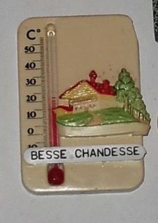 Achat : Magnet thermomètre  (Autres objets décoratifs) - Autres objets décoratifs neuf et d'occasion - Achat et vente