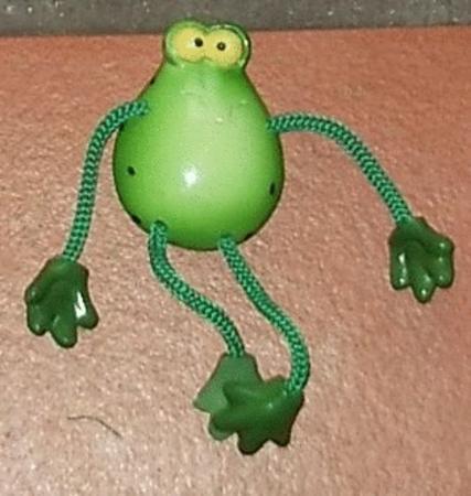 Achat : Magnet ficelle grenouille  (Autres objets décoratifs) - Autres objets décoratifs neuf et d'occasion - Achat et vente