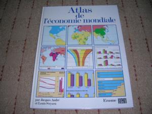 Atlas de l'economie mondiale