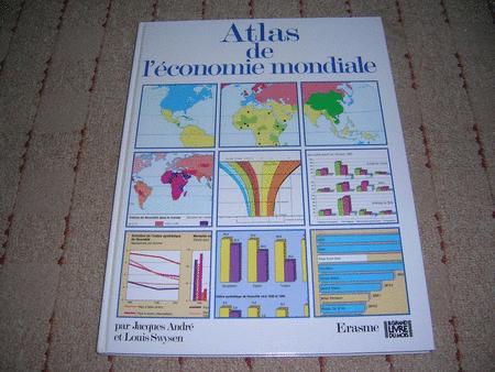 Achat : Atlas de l'economie mondiale  (Documentation livres) - Documentation livres neuf et d'occasion - Achat et vente