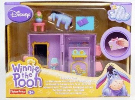 Achat : Neuf coffret la maison de bourriquet winnie disney  (Autres jeux avec figurines) - Autres jeux avec figurines neuf et d'occasion - Achat et vente