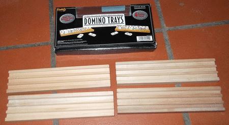 Achat : Supports dominos en bois  (Jeux de domino) - Jeux de domino neuf et d'occasion - Achat et vente