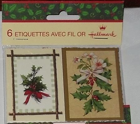 Achat : Etiquette fil or  (Autres décorations) - Autres décorations neuf et d'occasion - Achat et vente