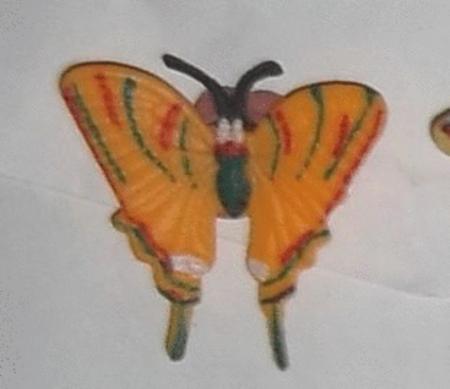 Achat : Magnet papillon 1  (Autres objets décoratifs) - Autres objets décoratifs neuf et d'occasion - Achat et vente