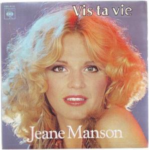 Jeane manson vis ta vie