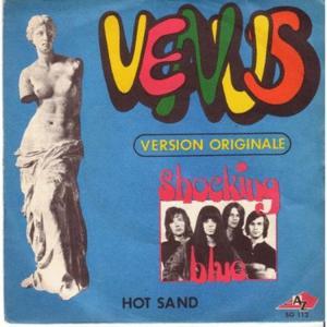 The shocking blue venus - hot sand