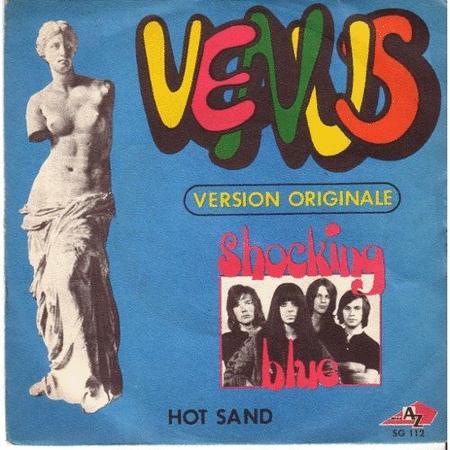 Achat : The shocking blue venus - hot sand  (Vinyles (musique)) - Vinyles (musique) neuf et d'occasion - Achat et vente