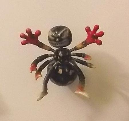 Achat : Magnet ressort : araignée  (Autres objets décoratifs) - Autres objets décoratifs neuf et d'occasion - Achat et vente