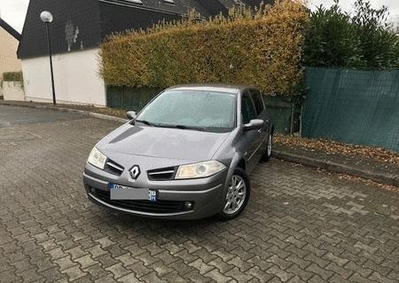 Achat : Renault megane 1.5 dci 105 extreme propree  (Véhicules utilitaires) - Véhicules utilitaires neuf et d'occasion - Achat et vente