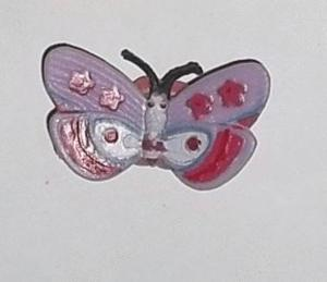 Magnet papillon 11