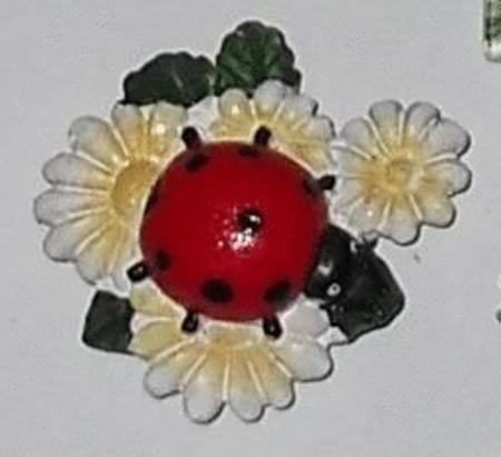 Achat : Magnet coccinelle  (Autres objets décoratifs) - Autres objets décoratifs neuf et d'occasion - Achat et vente