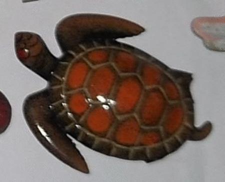 Achat : Magnet tortue  (Autres objets décoratifs) - Autres objets décoratifs neuf et d'occasion - Achat et vente