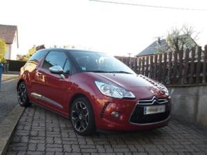 Ds3 hdi 110 sport chic pack cuir