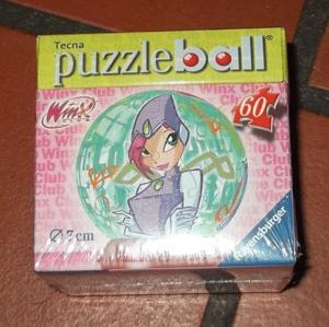 Puzzle sphérique