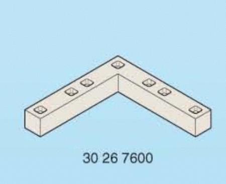 Achat : Playmobil socle jonction coin gris  (Playmobil & play-big) - Playmobil & play-big neuf et d'occasion - Achat et vente