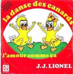 J.j. lionel la danse des canards
