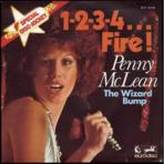 Penny McLean 1 2 3 4 Fire - The Wizard Bump (Vinyles (musique)) - Vinyles (musique) neuf et d'occasion - Achat et vente