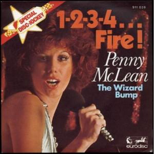 Penny mclean 1 2 3 4 fire - the wizard bump