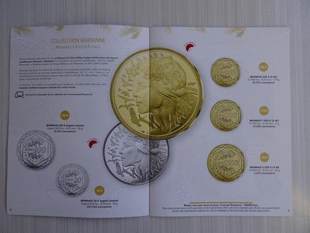 Achat : Fascicule monnaie de paris 2017 numéro 4  (Pièces) - Pièces neuf et d'occasion - Achat et vente