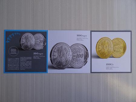 Achat : Dépliant monnaie de paris ma-rianne 2018  (Pièces) - Pièces neuf et d'occasion - Achat et vente