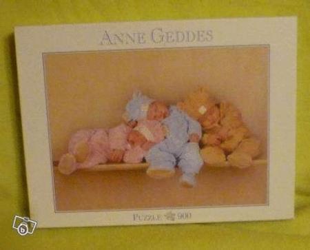 Achat : Puzzles - anne geddes  (Puzzles enfants) - Puzzles enfants neuf et d'occasion - Achat et vente