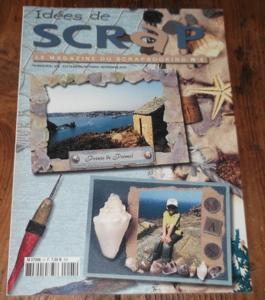 Idées de scrap - le magazine du scrapbooking - n°5
