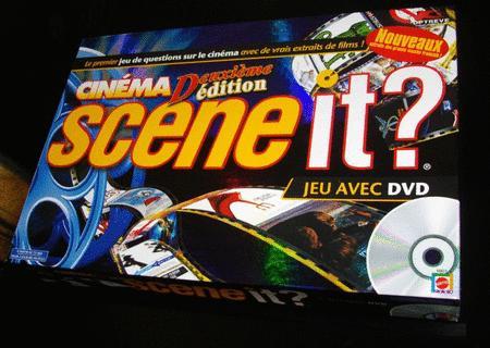 Achat : Scene it cinema 2ème édition + dvd jeu de société  (Autres jeux en famille) - Autres jeux en famille neuf et d'occasion - Achat et vente