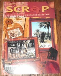 Idées de scrap - le magazine du scrapbooking - n°4