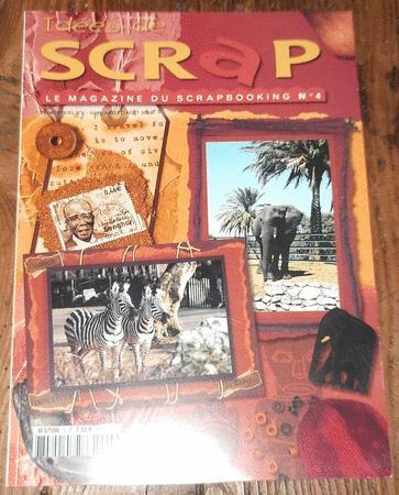 Achat : Idées de scrap - le magazine du scrapbooking - n°4  (Loisirs, nature (livres)) - Loisirs, nature (livres) neuf et d'occasion - Achat et vente