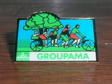 Achat : Pins groupama  (Pins') - Pins' neuf et d'occasion - Achat et vente