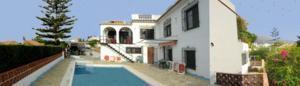 Espagne - costa del sol - nerja, piscine privée