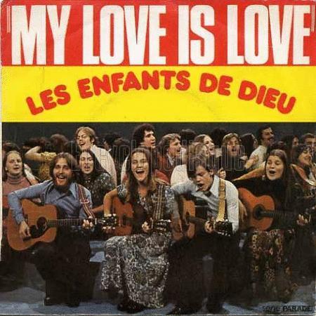 Achat : Les enfants de dieu my love is love  (Vinyles (musique)) - Vinyles (musique) neuf et d'occasion - Achat et vente