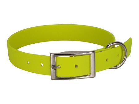 Achat : Collier biothane beta 25 x 55 cm jaune  (Colliers pour chiens) - Colliers pour chiens neuf et d'occasion - Achat et vente