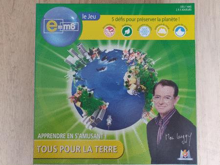 Achat : Jeu e=m6 tous pour la terre  (Autres jeux en famille) - Autres jeux en famille neuf et d'occasion - Achat et vente