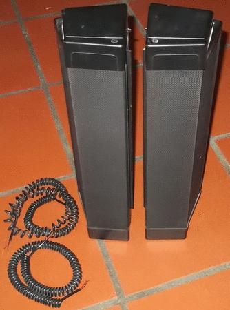 Achat : Enceintes verticales  (Enceintes hifi / home cinéma) - Enceintes hifi / home cinéma neuf et d'occasion - Achat et vente