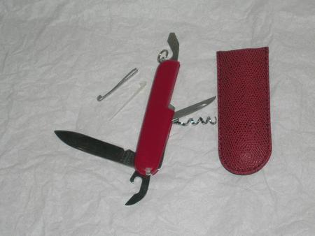 Achat : Couteau multifonctions pratique et peu encombrant  (Couteaux multifonctions) - Couteaux multifonctions neuf et d'occasion - Achat et vente