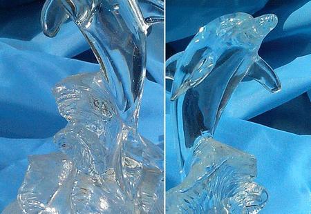 Achat : Joli et fin dauphin cristal  (Bibelots) - Bibelots neuf et d'occasion - Achat et vente