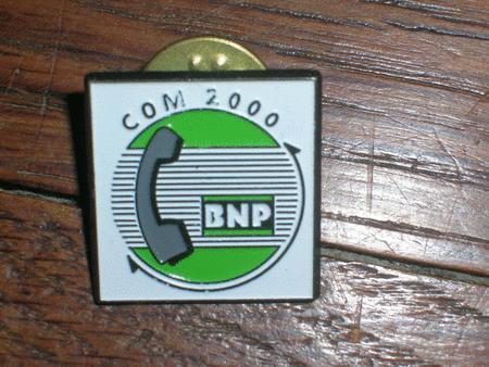 Achat : Pins bnp com 2000  (Pins') - Pins' neuf et d'occasion - Achat et vente