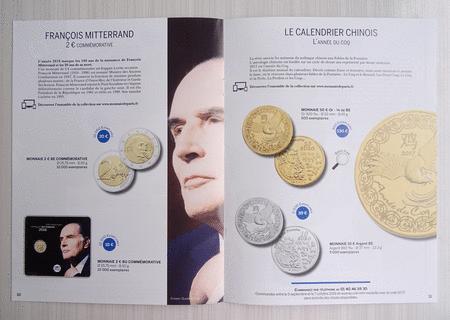 Achat : Fascicule monnaie de paris 2016 numéro 3  (Pièces) - Pièces neuf et d'occasion - Achat et vente
