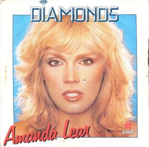 Amanda lear diamonds