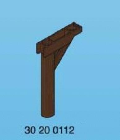 Achat : Poteau bois support terrasse playmobil  (Playmobil & play-big) - Playmobil & play-big neuf et d'occasion - Achat et vente