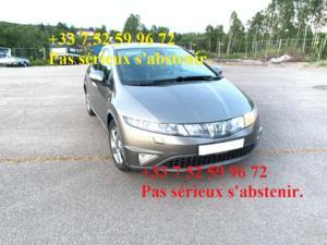 Honda civic 1.3-83 année modèle: 2008