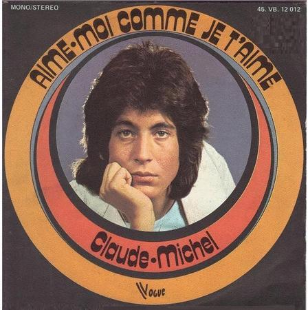 Achat : Claude michel aime-moi comme je t'aime  (Vinyles (musique)) - Vinyles (musique) neuf et d'occasion - Achat et vente