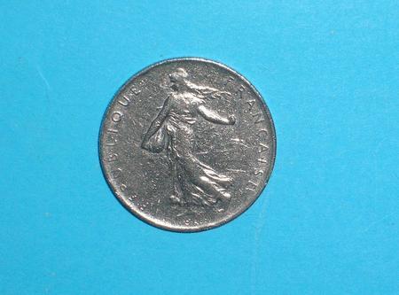 Achat : Pièce - france - 1 f – semeuse – 1960  (Pièces) - Pièces neuf et d'occasion - Achat et vente