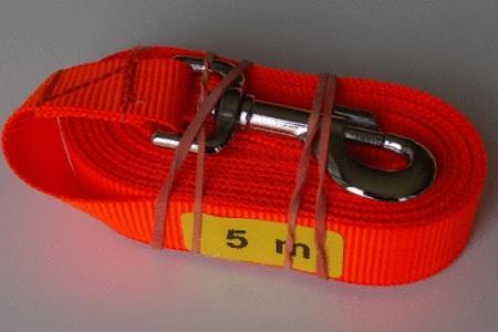 Achat : Longe 5 m  orange fluo  (Laisse pour chiens) - Laisse pour chiens neuf et d'occasion - Achat et vente